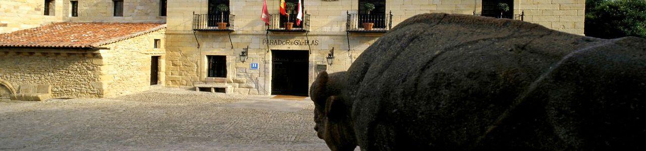 Paradores Spanien