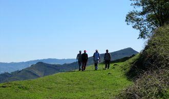 Bergrouten