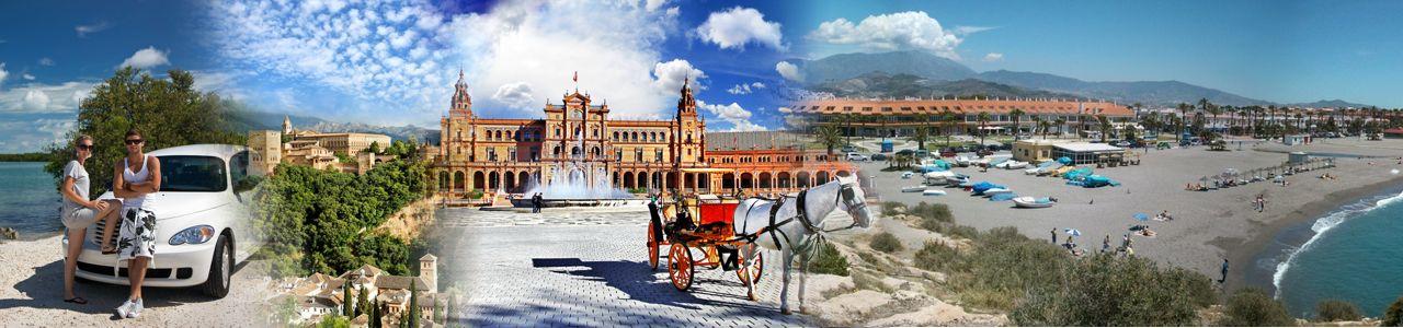 Mietwagenrundreisen Andalusien